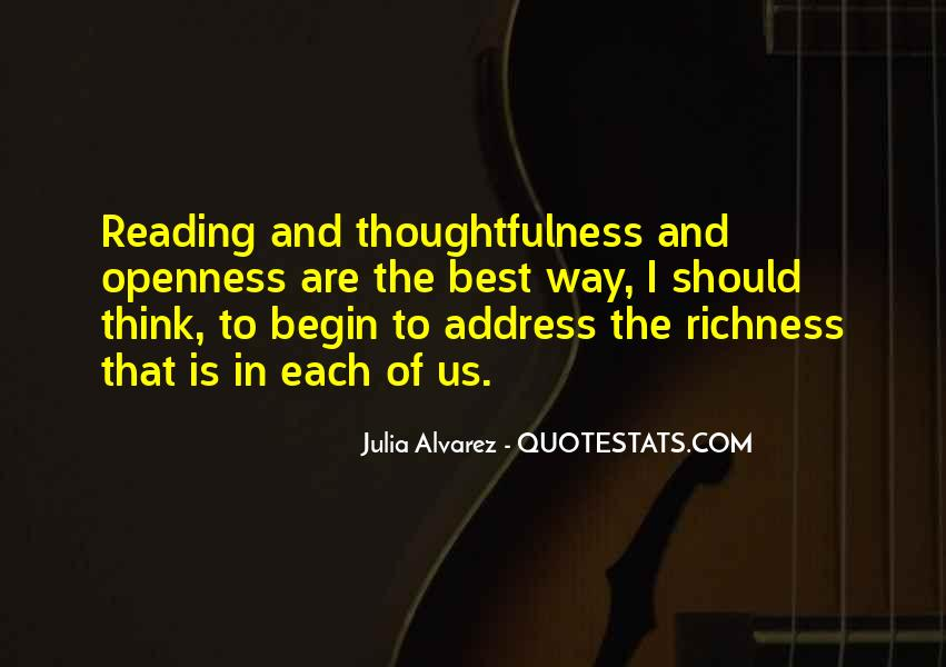 Quotes About Reading And Thinking #1218935