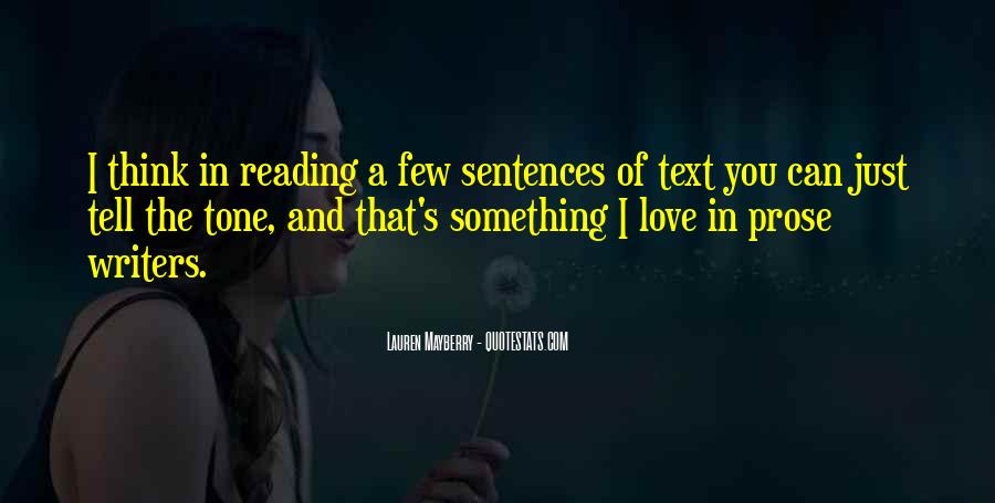 Quotes About Reading And Thinking #1239627