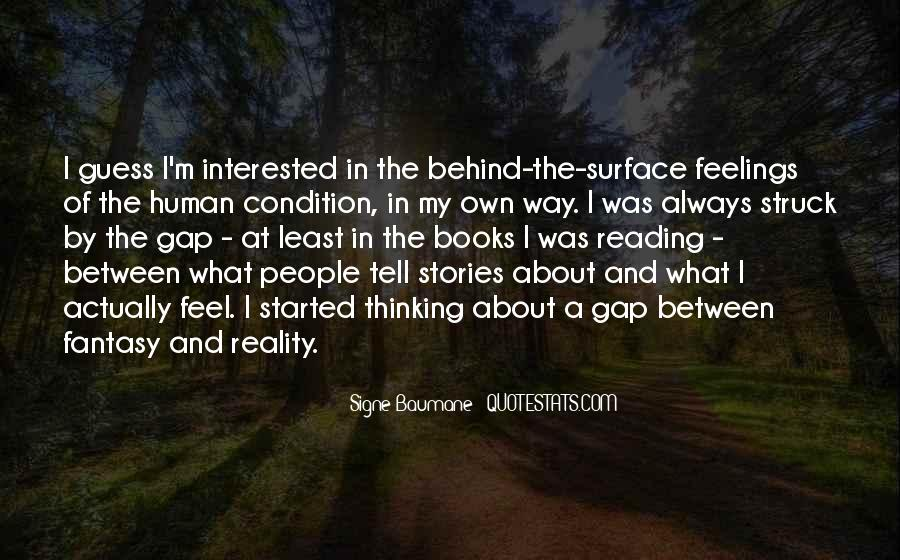 Quotes About Reading And Thinking #1268042