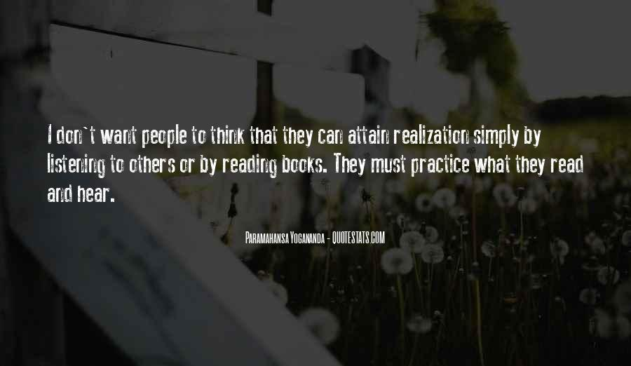 Quotes About Reading And Thinking #283924