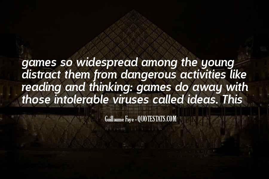 Quotes About Reading And Thinking #325726