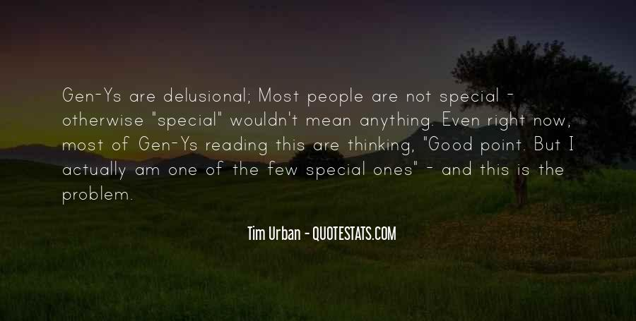Quotes About Reading And Thinking #340796