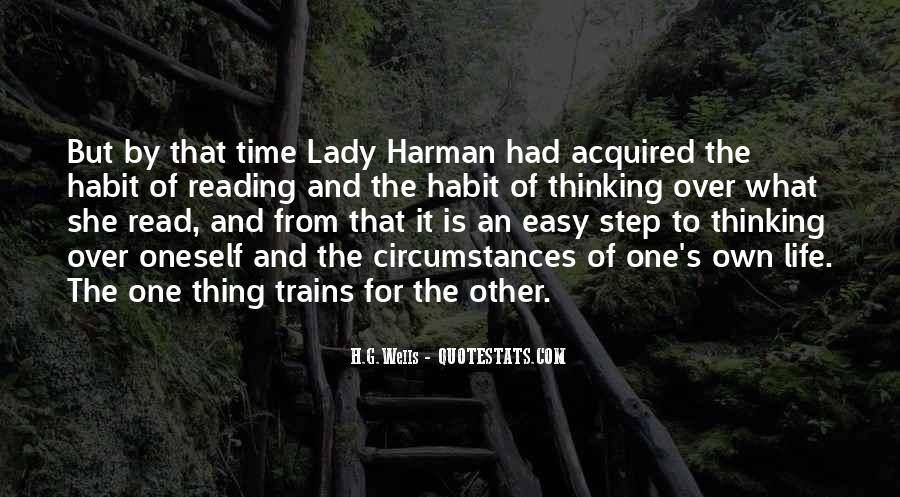 Quotes About Reading And Thinking #348868