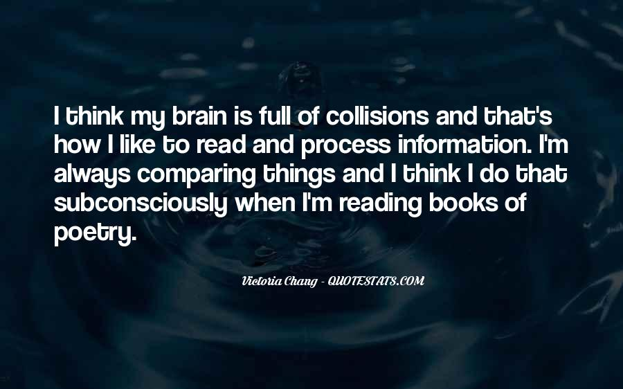 Quotes About Reading And Thinking #512092