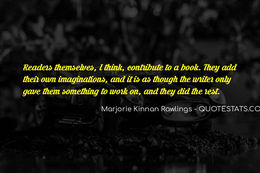 Quotes About Reading And Thinking #579947