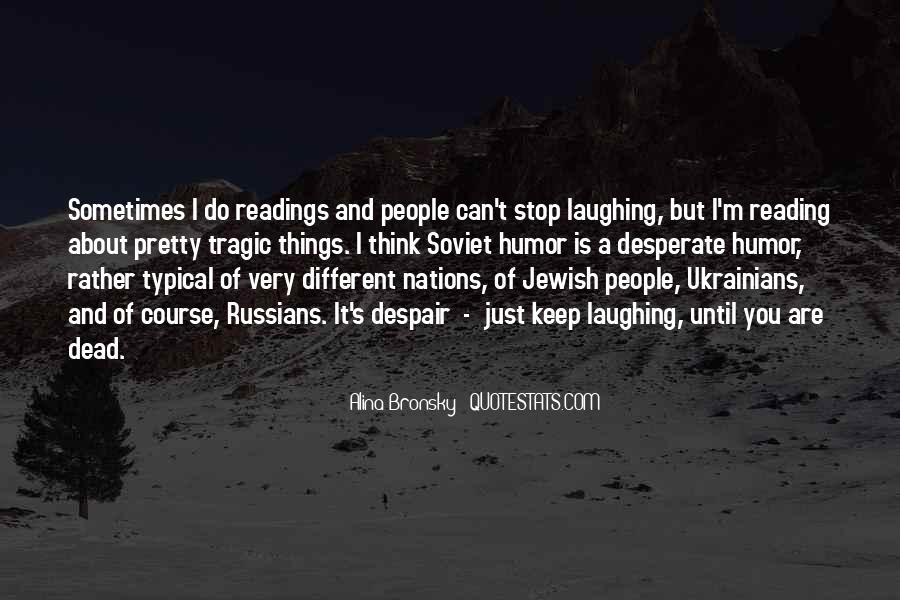 Quotes About Reading And Thinking #870802
