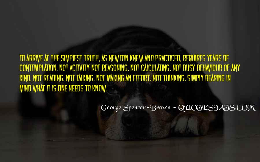 Quotes About Reading And Thinking #894359