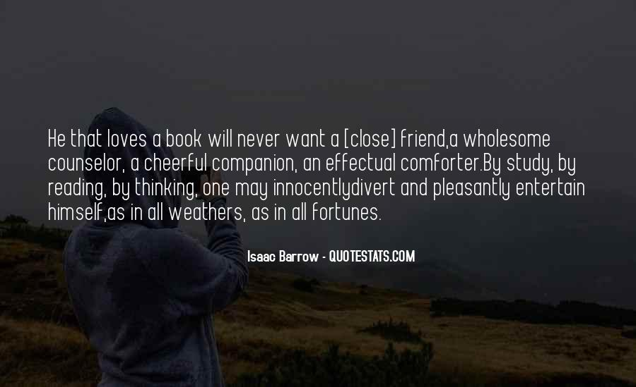 Quotes About Reading And Thinking #971434