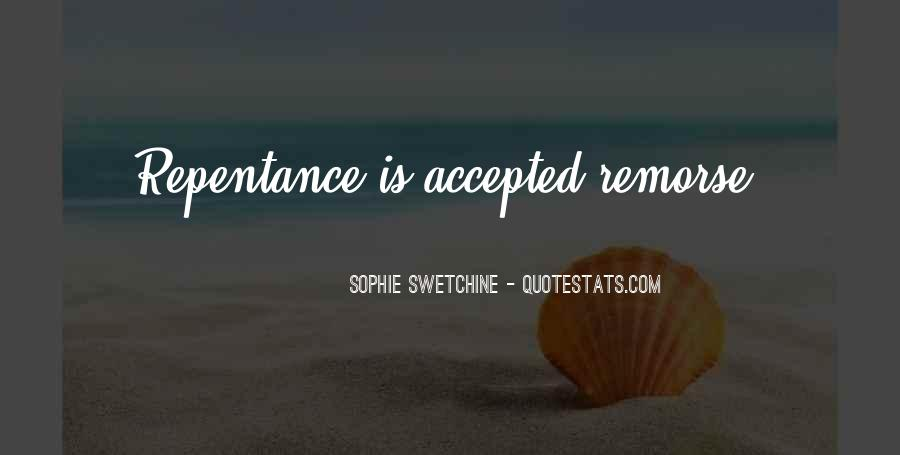Quotes About Accepted #104011