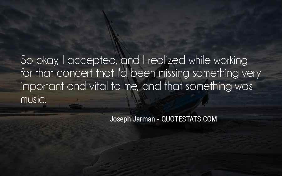 Quotes About Accepted #29859