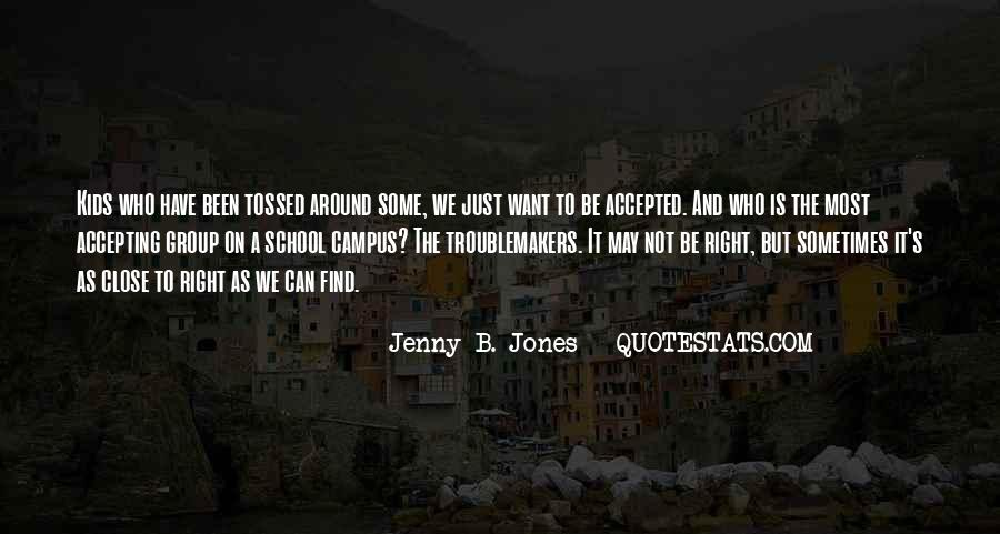 Quotes About Accepted #41215