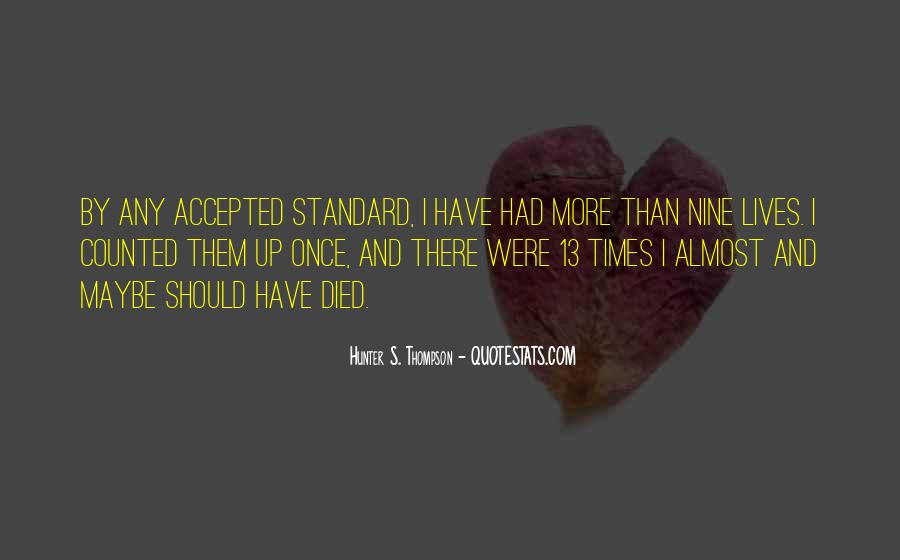 Quotes About Accepted #55398