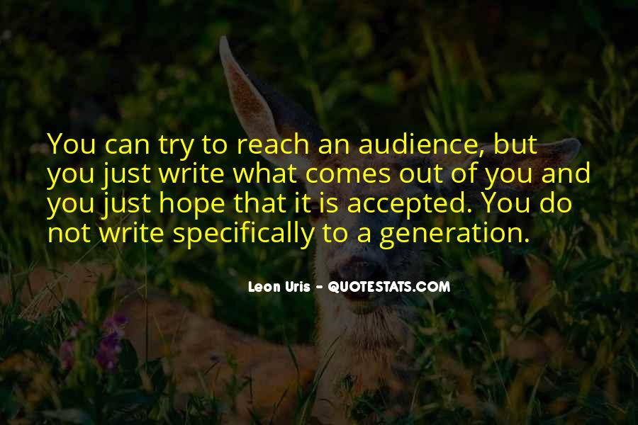Quotes About Accepted #78818