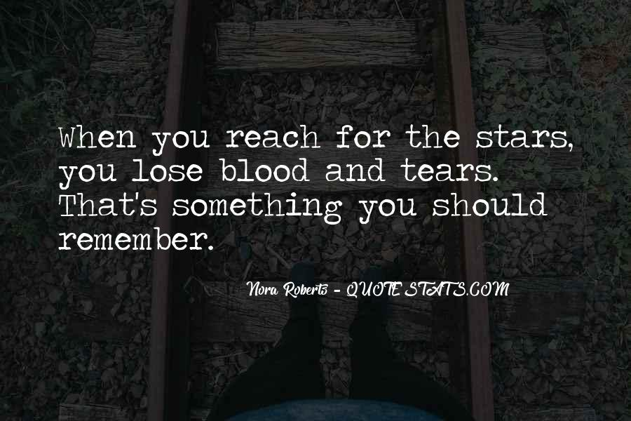Quotes About Reach For The Stars #1097522
