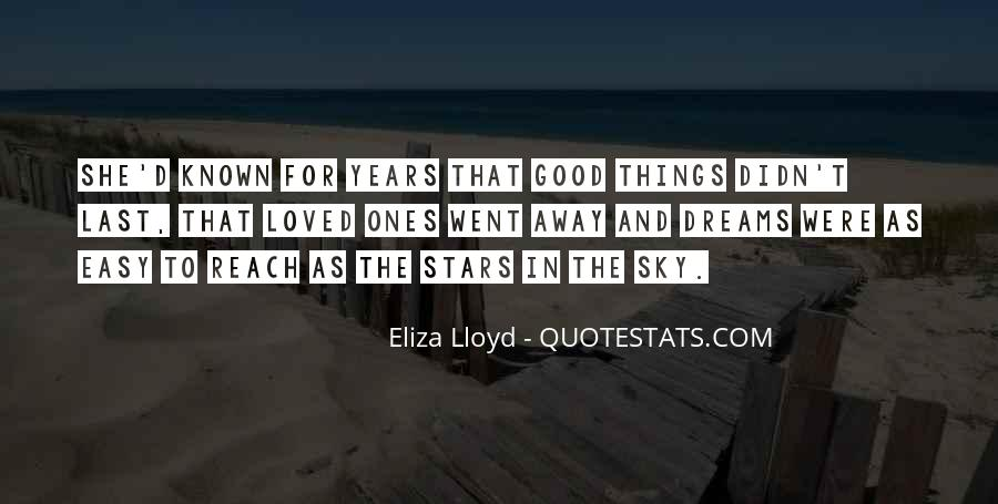 Quotes About Reach For The Stars #1264360