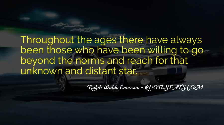 Quotes About Reach For The Stars #1339255