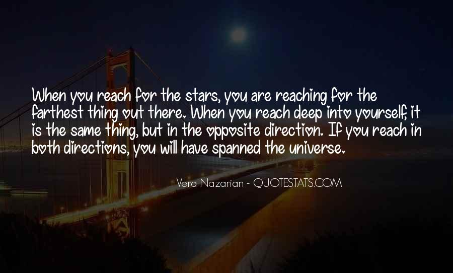 Quotes About Reach For The Stars #1410048