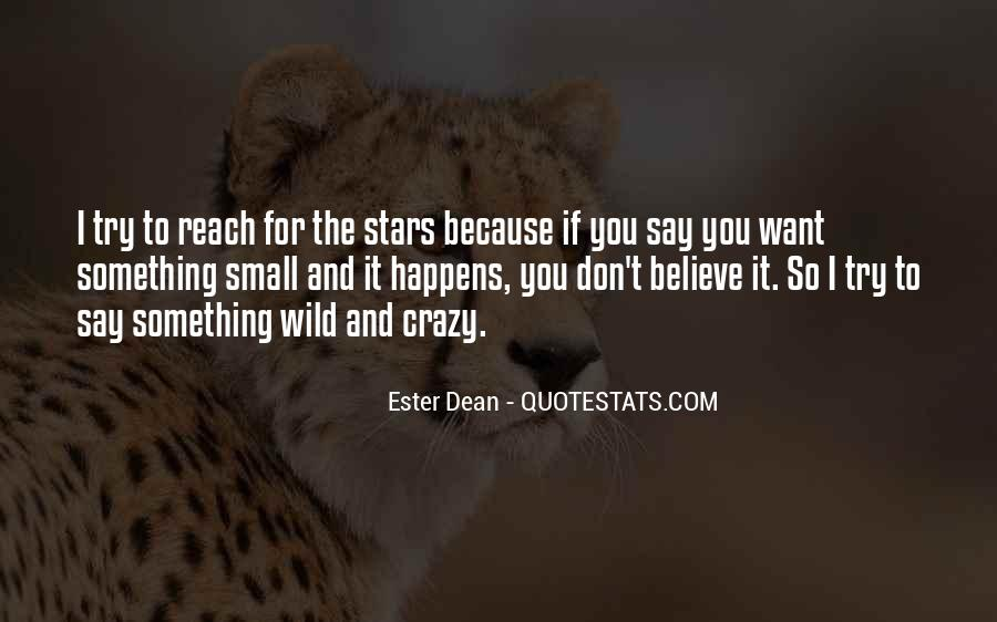 Quotes About Reach For The Stars #1813090