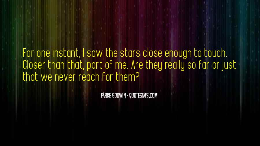 Quotes About Reach For The Stars #1853797