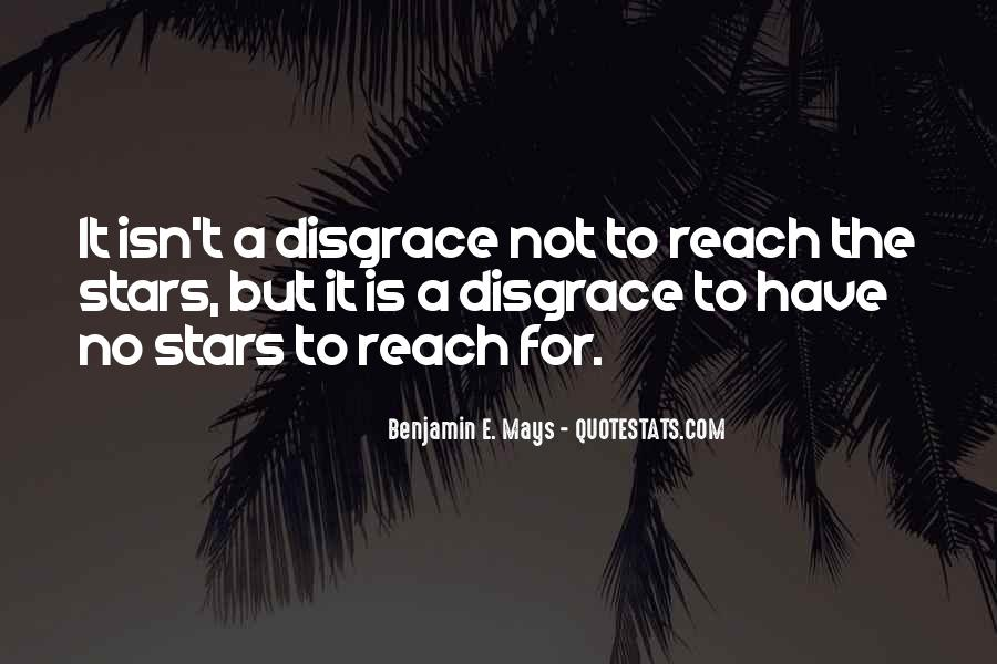 Quotes About Reach For The Stars #468690