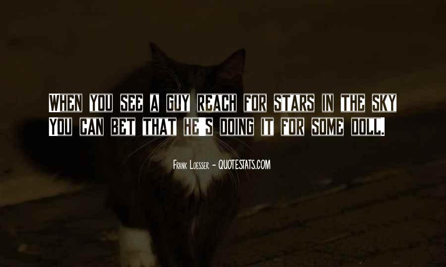 Quotes About Reach For The Stars #625448