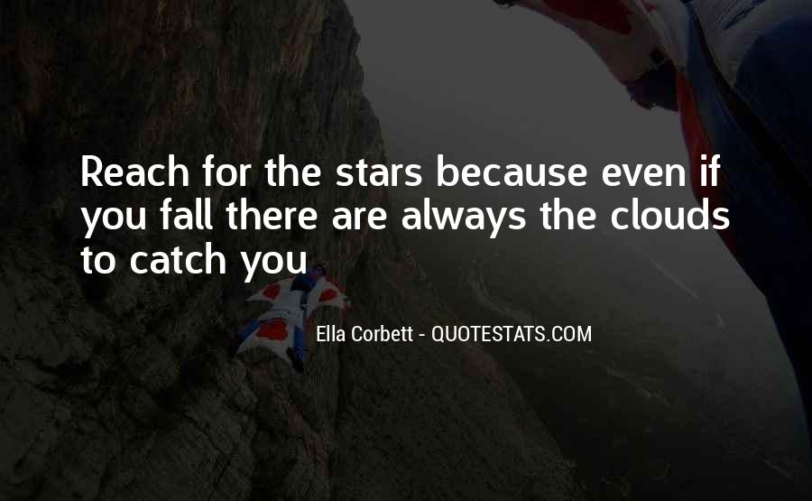 Quotes About Reach For The Stars #786302