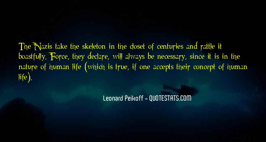 Quotes About Force Of Nature #183603
