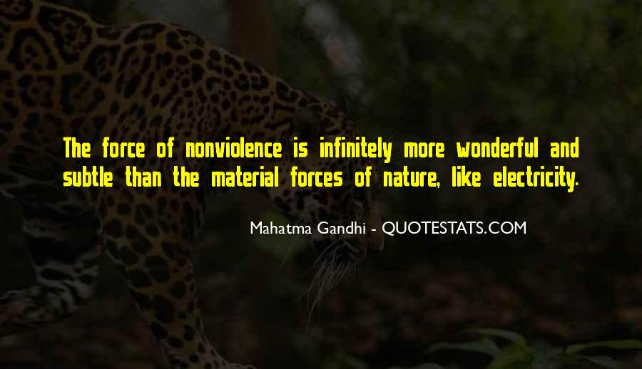 Quotes About Force Of Nature #269179