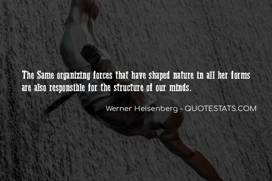 Quotes About Force Of Nature #29092