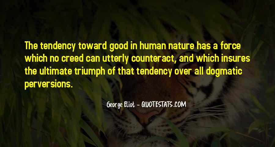 Quotes About Force Of Nature #309665
