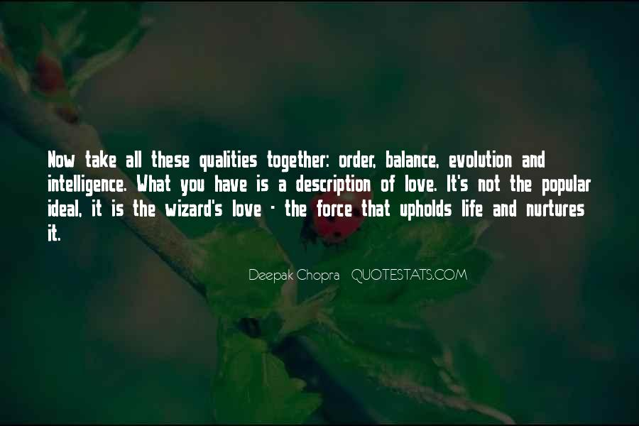 Quotes About Force Of Nature #35528