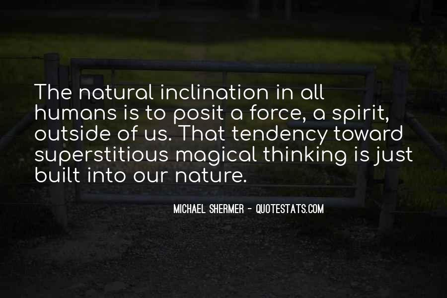 Quotes About Force Of Nature #519404