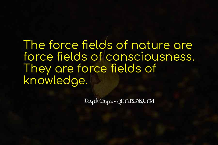 Quotes About Force Of Nature #59819