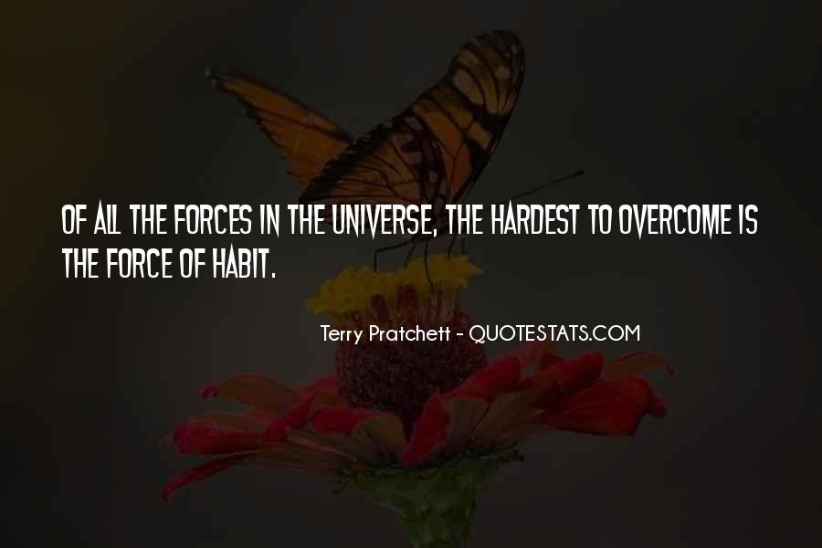 Quotes About Force Of Nature #673326