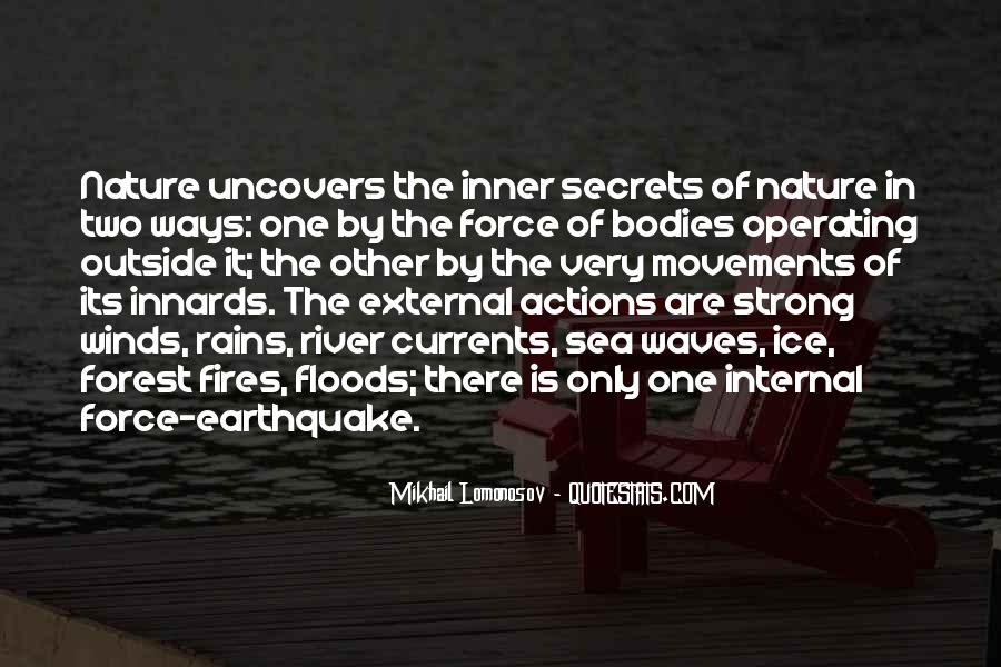 Quotes About Force Of Nature #972000