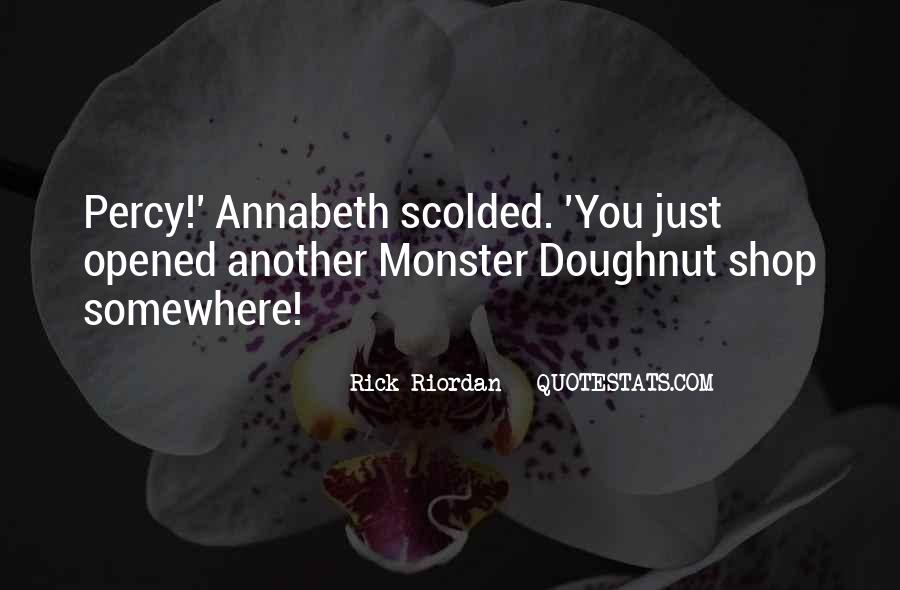 Quotes About Being Scolded #41180