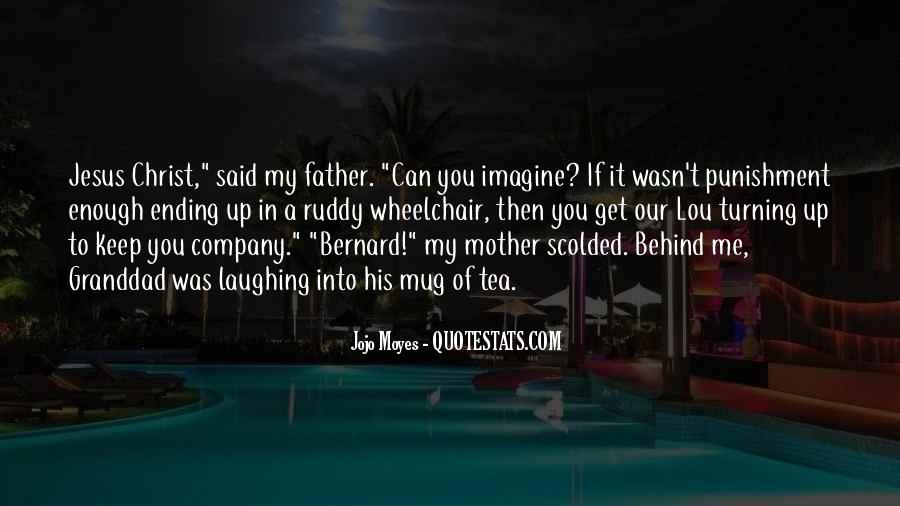 Quotes About Being Scolded #629646