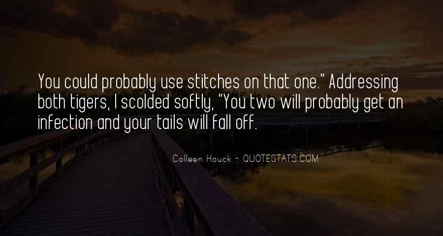 Quotes About Being Scolded #861604