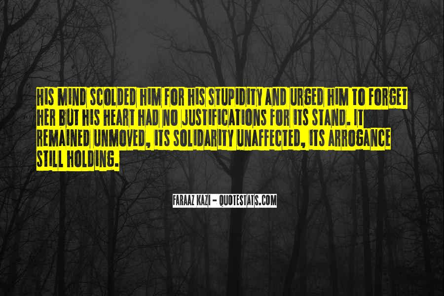 Quotes About Being Scolded #976397