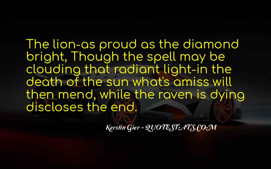 Quotes About Raven #106898