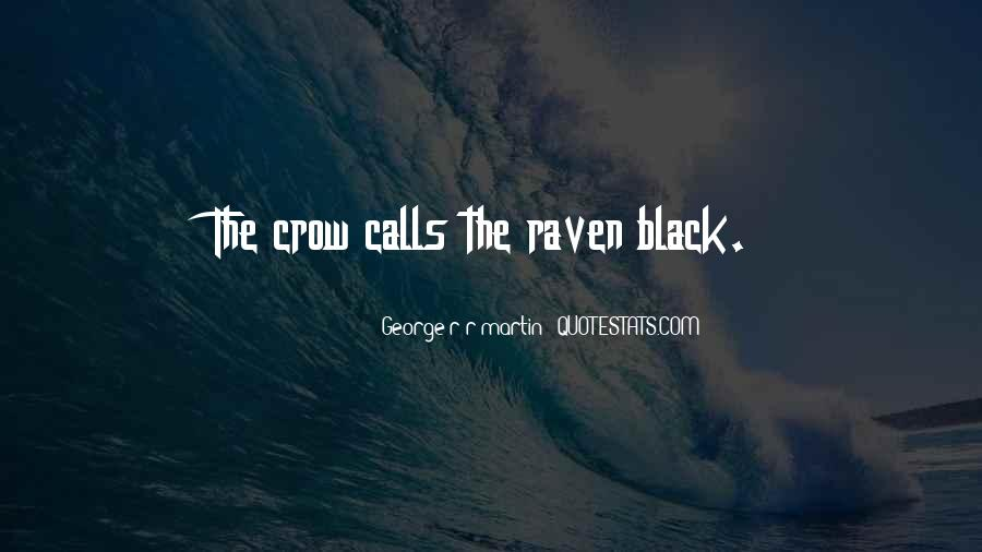 Quotes About Raven #136409