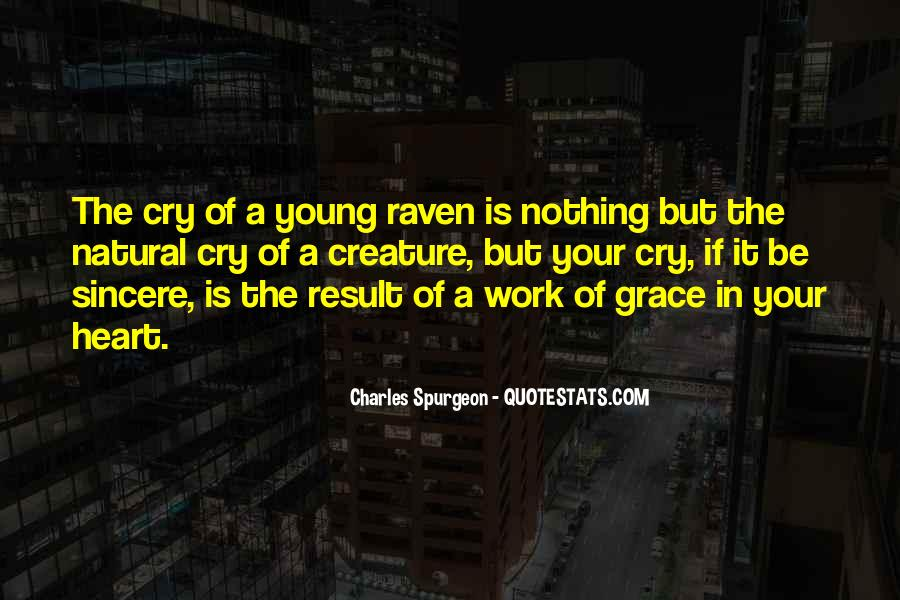 Quotes About Raven #167698