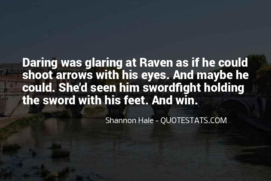 Quotes About Raven #179773