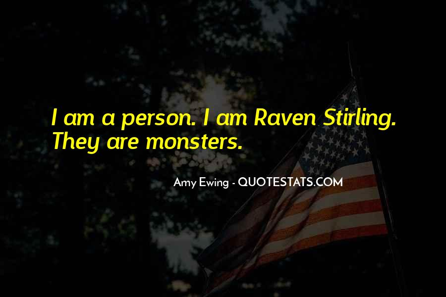 Quotes About Raven #202056