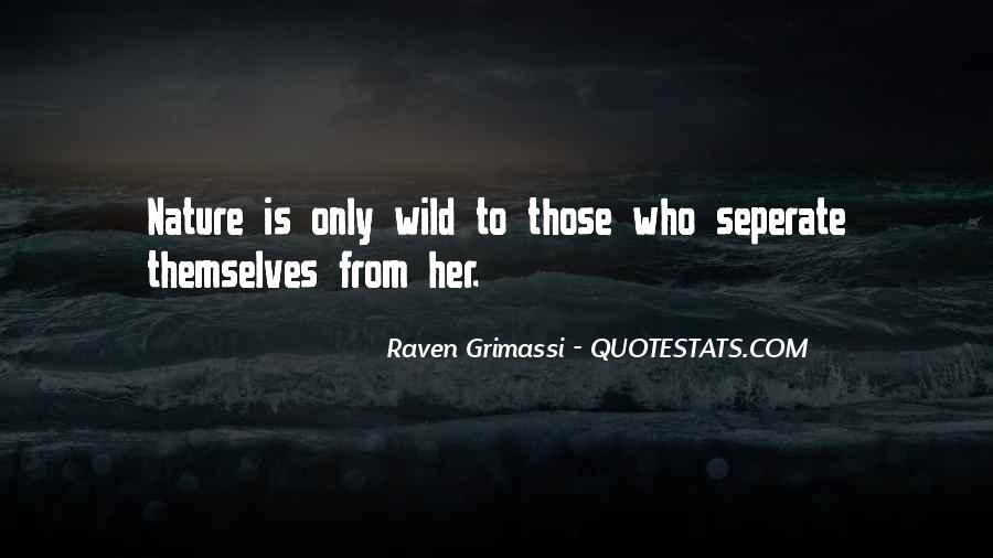 Quotes About Raven #246791