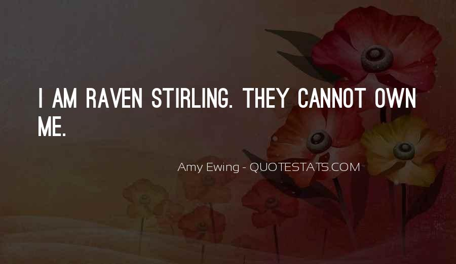 Quotes About Raven #262193