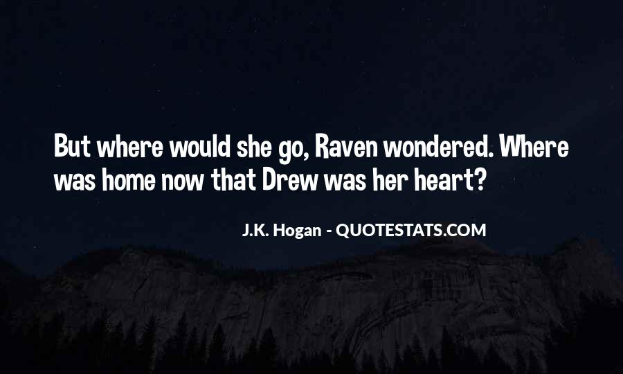 Quotes About Raven #290037