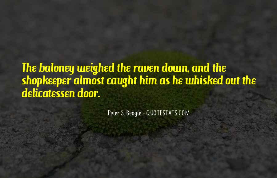 Quotes About Raven #352266