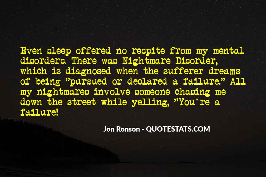Quotes About Mental Disorders #1104014