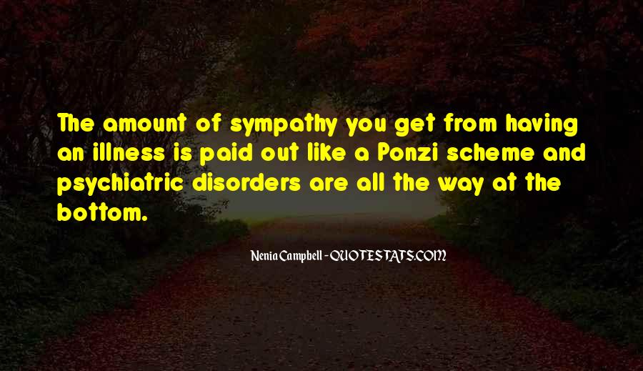 Quotes About Mental Disorders #306384